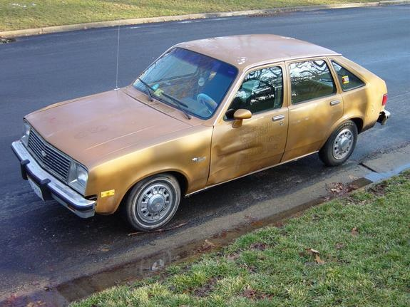 Picture of 1982 Chevrolet Chevette