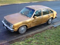 1982 Chevrolet Chevette Overview