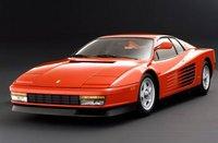 1984 Ferrari Testarossa Overview
