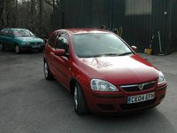 2004 Vauxhall Corsa, Have to get the T-Cut out, exterior