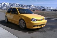 Picture of 2003 Volkswagen GTI 20th Anniversary Edition, exterior, gallery_worthy