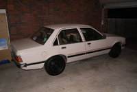 1983 Holden Commodore, the VH., exterior