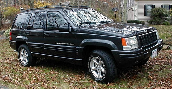 Jeep Grand Cherokee Questions - Shifting into/out of 4X4 makes