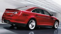 2011 Ford Taurus , exterior, manufacturer, gallery_worthy