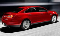 2011 Ford Taurus, side view , manufacturer, exterior