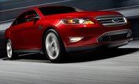 2011 Ford Taurus , exterior, manufacturer