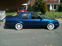1985 Ford Orion Overview