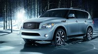 2011 Infiniti QX56 Picture Gallery