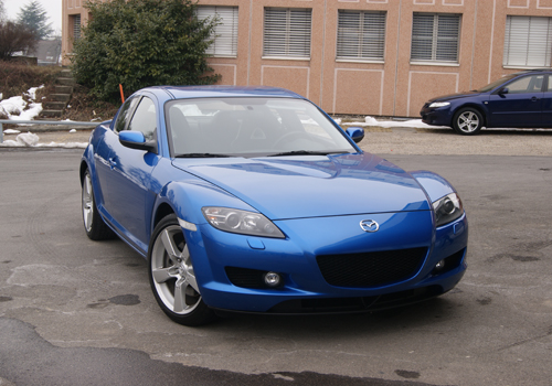 2004 Mazda RX-8 6-speed picture