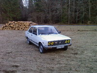 1982 Fiat 131 Overview