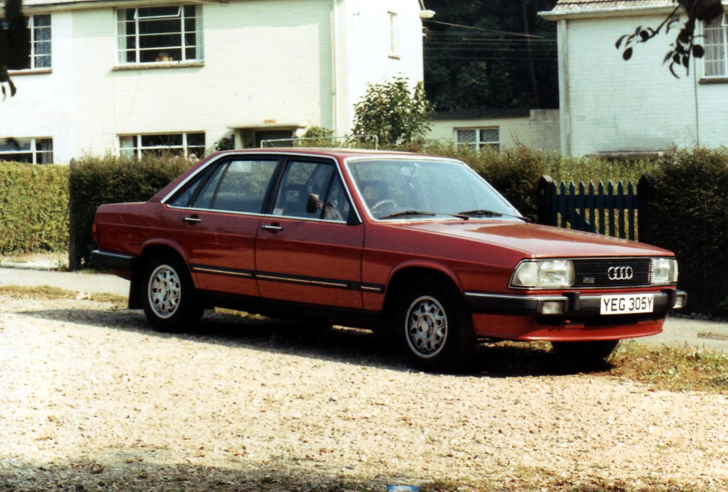 1982 Audi 100 Overview Cargurus