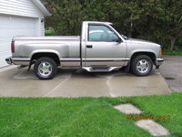 Picture of 1998 GMC Sierra 1500 C1500 SLT Standard Cab Stepside SB, exterior, gallery_worthy