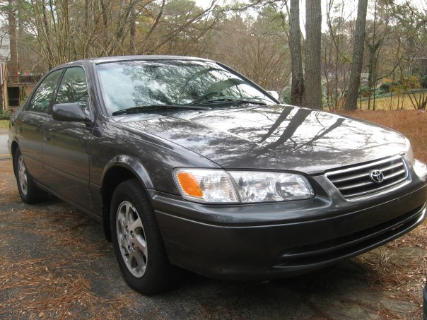 2000 Toyota Camry LE V6 picture, exterior