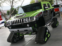 Picture of 2008 Hummer H2 Adventure, exterior, gallery_worthy