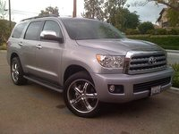 2010 Toyota Sequoia Limited 5.7L, Alll better!!!, exterior, gallery_worthy