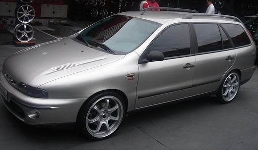Picture of 1997 Fiat Marea, exterior