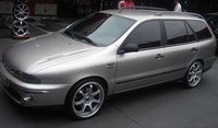 1997 FIAT Marea Overview