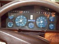 1984 Maserati Biturbo, original miles, interior
