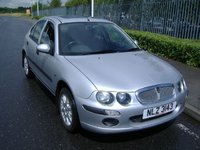 2004 Rover 25 Overview