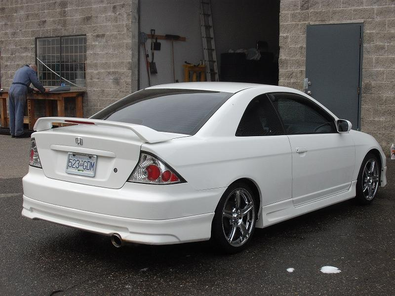 2002 Honda Civic Ex Sedan Thumb10 2002 Honda Civic Ex