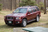 Picture of 2001 Nissan Pathfinder LE 4WD, exterior, gallery_worthy