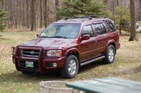 Picture of 2001 Nissan Pathfinder LE 4WD, exterior