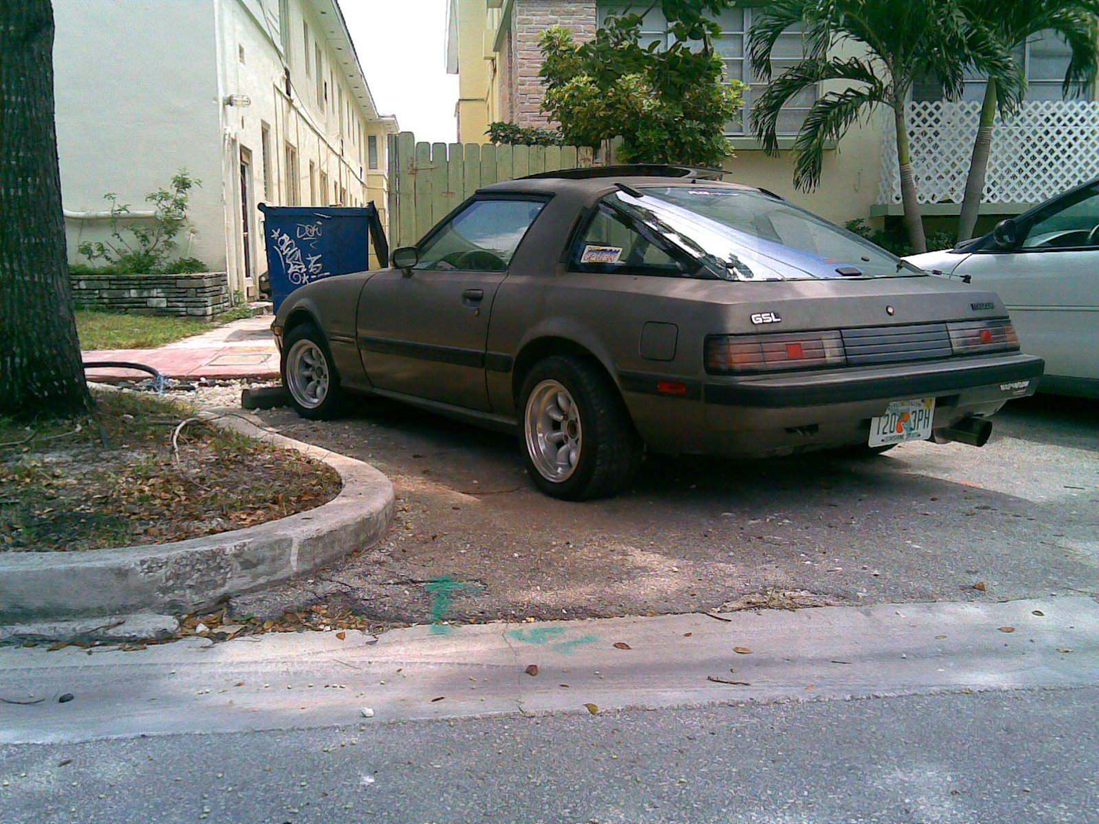 Picture of 1985 mazda rx 7 exterior
