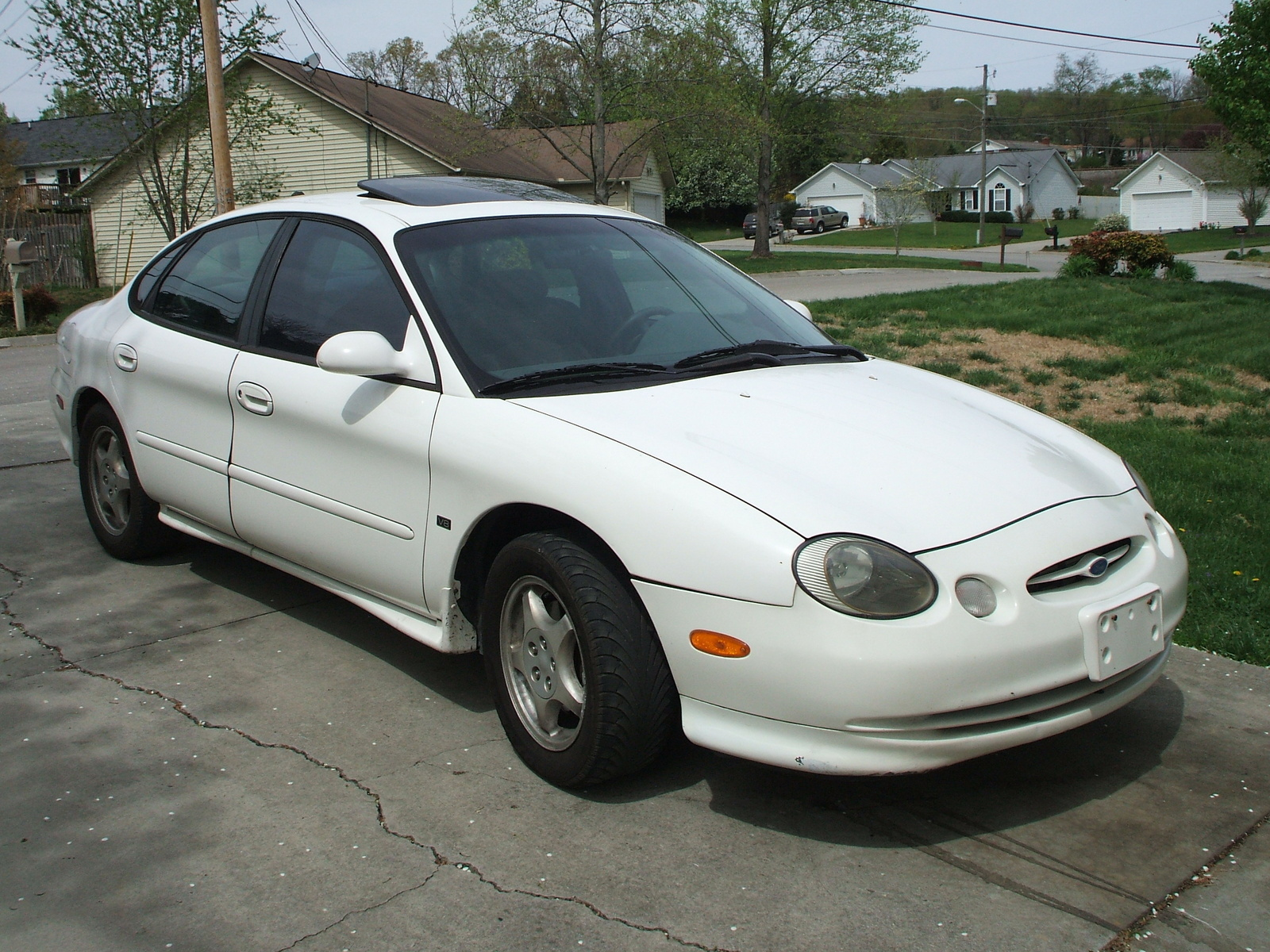 1998 ford taurus overview cargurus