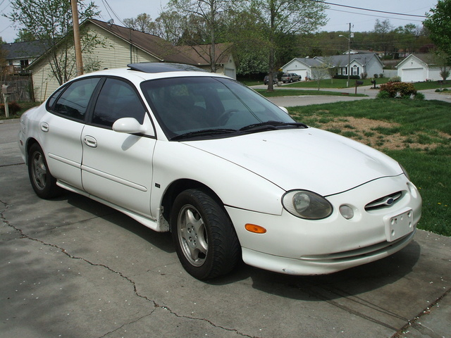 Picture of 1998 Ford Taurus SHO