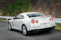 2011 Nissan GT-R, rear side..., exterior, gallery_worthy