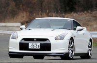 2011 Nissan GT-R, front side.., exterior, gallery_worthy