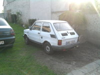 1991 Fiat 126 Overview