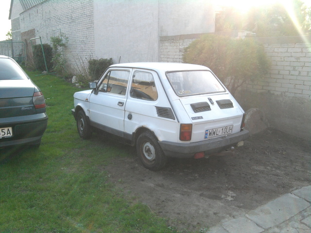 Picture of 1991 FIAT 126, exterior, gallery_worthy