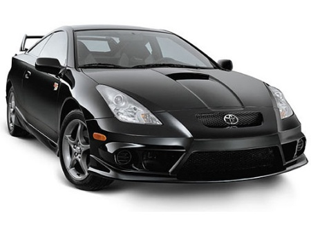 2005 toyota celica gt in blue exterior. Black Bedroom Furniture Sets. Home Design Ideas