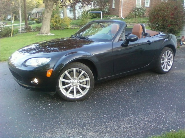 2006 Mazda MX-5 Miata Grand Touring, Sprint PictureMail, exterior, gallery_worthy