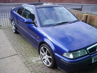 1997 Rover 216 Overview