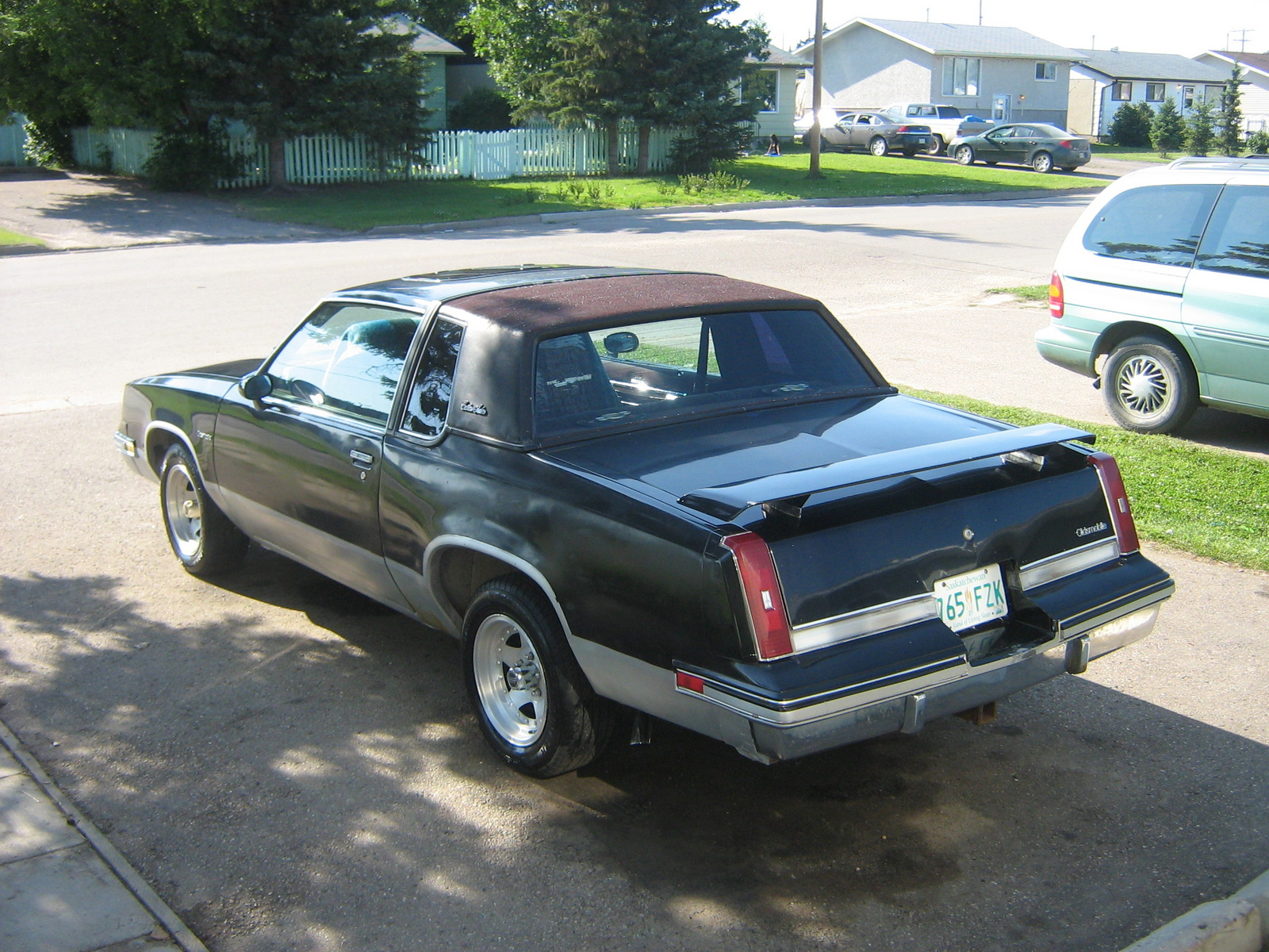 Oldsmobile Cutlass Supreme Pic