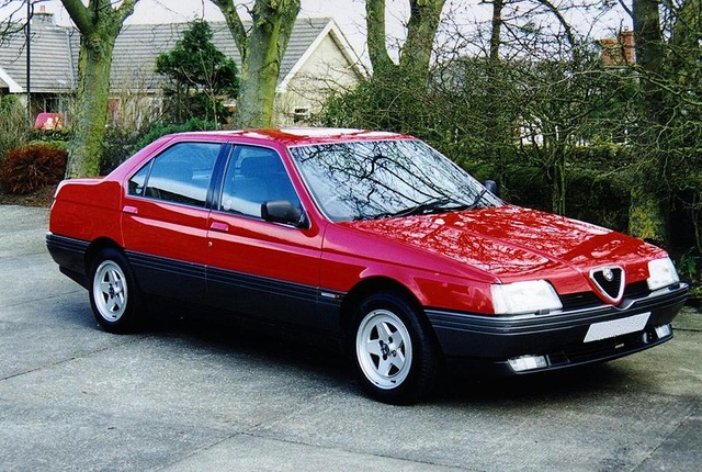 Picture of 1990 Alfa Romeo 164