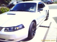 Picture of 2002 Ford Mustang Deluxe, exterior