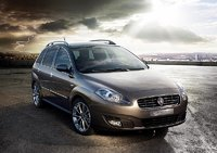 2009 FIAT Croma Overview