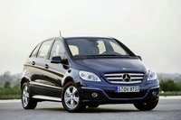 2009 Mercedes-Benz B-Class, Front Right Quarter View, exterior, manufacturer
