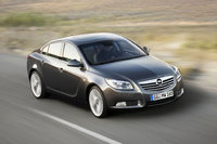 2008 Opel Insignia, Front Right Quarter View, exterior, manufacturer