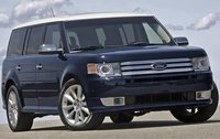 2011 Ford Flex, Front Right Quarter View, exterior, manufacturer