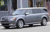 2011 Ford Flex, Front Left Quarter View, manufacturer, exterior