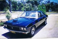 1971 Holden Kingswood Overview