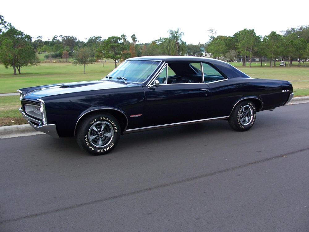 1966 Pontiac GTO, 1969 Pontiac GTO picture, exterior