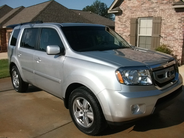 Picture of 2010 Honda Pilot EX-L, exterior, gallery_worthy