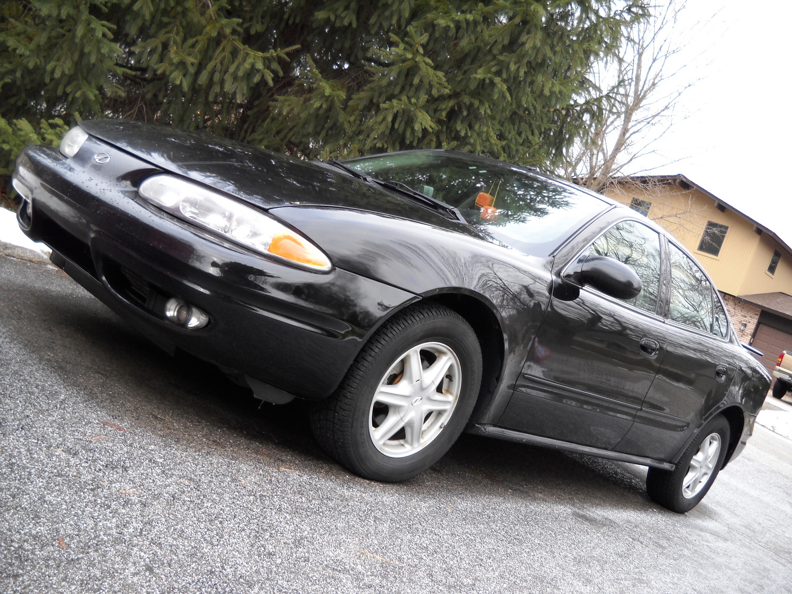 2002 Oldsmobile Alero GL picture