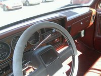 1986 Dodge Ram, Multimedia message, interior