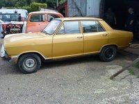 1973 Opel Kadett Overview